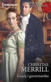 okładka Książę i guwernantka, Ebook | Christine Merrill
