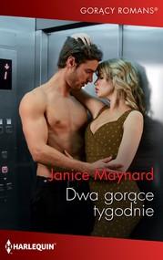 okładka Dwa gorące tygodnie, Ebook | Janice Maynard