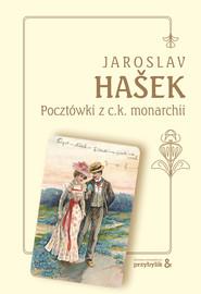 okładka Pocztówki z c.k. monarchii, Ebook | Jaroslav  Hašek