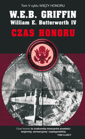 okładka Czas honoru, Ebook | W.E.B.  Griffin, William E.Butterworth.IV