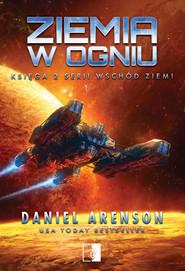 okładka Ziemia w ogniu. , Ebook | Arenson Daniel