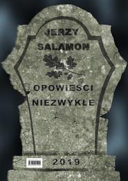 okładka Opowieści niezwykłe, Ebook | Jerzy Salamon