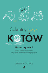 okładka Sekretny język kotów, Ebook | Susanne Schötz