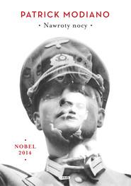 okładka Nawroty nocy, Ebook | Patrick Modiano