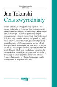 okładka Czas zwyrodniały, Ebook   Jan Tokarski