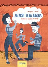 okładka Niezbyt tęga księga, Ebook | Janusz Grzegorz