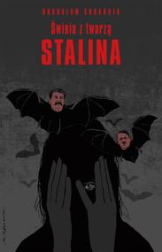 okładka Świnia z twarzą Stalina, Ebook   Bogusław Chrabota