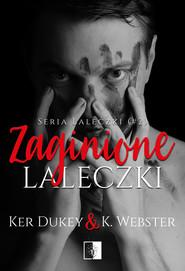okładka Zaginione laleczki. , Ebook   Ker Dukey, K. Webster