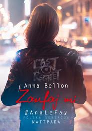 okładka Zaufaj mi, Ebook | Anna Bellon