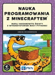 okładka Nauka programowania z Minecraftem, Ebook | Richardson  Craig