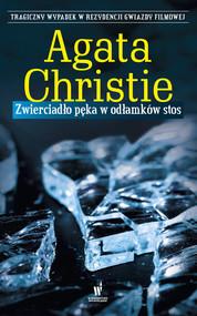 okładka Zwierciadło pęka w odłamków stos, Ebook | Agata Christie