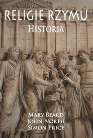 okładka Religie Rzymu, Ebook | Mary Beard, John North, Simon Price
