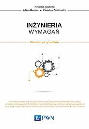 okładka Inżynieria wymagań, Ebook   Adam  Roman, Karolina  Zmitrowicz