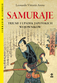 okładka Samuraje, Ebook   Leonardo Vittorio Arena