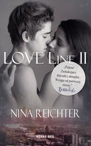 okładka Love Line II, Ebook | Nina  Reichter