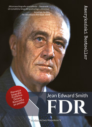 okładka FDR. Franklin Delano Roosevelt, Ebook   Jean Edward Smith