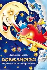 okładka Dobranocki, Ebook | Agnieszka Rahoza