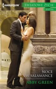 okładka Noce w Salamance, Ebook | Abby Green