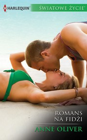 okładka Romans na Fidżi, Ebook | Anne Oliver