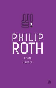 okładka Teatr Sabata, Ebook   Philip Roth