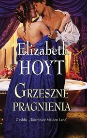 okładka Grzeszne pragnienia, Ebook | Elizabeth  Hoyt