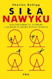 okładka Siła nawyku, Ebook | Charles Duhigg