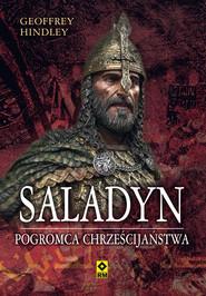 okładka Saladyn, Ebook   Geoffrey Hindley