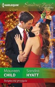 okładka Świąteczne przyjęcie, Ebook | Maureen Child, Sandra Hyatt