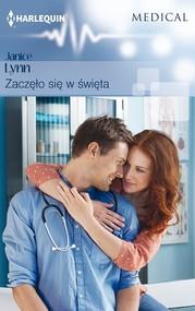 okładka Zaczęło się w święta, Ebook | Janice Lynn
