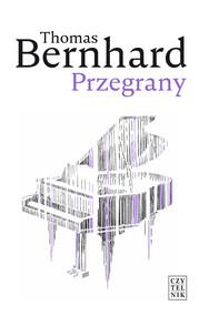 okładka Przegrany, Ebook   Thomas Bernhard