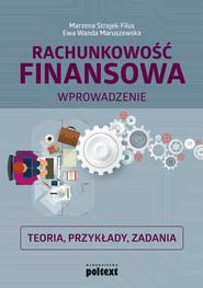 okładka Rachunkowość finansowa, Ebook | Ewa Wanda Maruszewska, Marzena Strojek-Filus