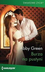 okładka Burza na pustyni, Ebook | Abby Green