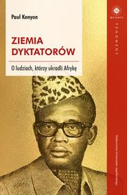 okładka Ziemia dyktatorów, Ebook   Kenyon Paul