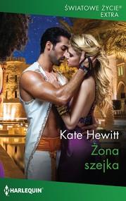 okładka Żona szejka, Ebook | Kate Hewitt