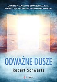 okładka Odważne dusze, Ebook | Robert Schwartz