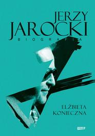 okładka Jerzy Jarocki, Ebook   Konieczna Elżbieta