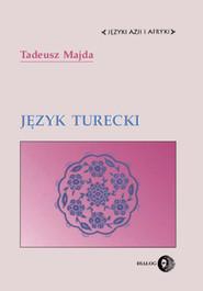 okładka Język turecki, Ebook | Tadeusz Majda