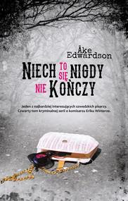 okładka Niech to się nigdy nie kończy, Ebook | Åke Edwardson