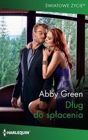 okładka Dług do spłacenia, Ebook | Abby Green