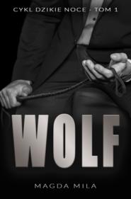 okładka Wolf. , Ebook | Magda Mila