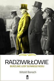 okładka Radziwiłłowie, Ebook   Witold  Banach