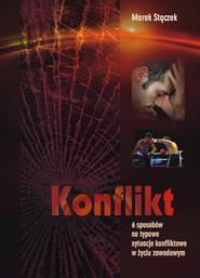 okładka Konflikt, Ebook | Marek Stączek