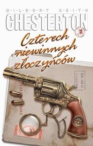 okładka Czterech niewinnych złoczyńców, Ebook | Gilbert Keith  Chesterton