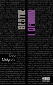 okładka Bestie i ofiary, Ebook   Anna Małyszko