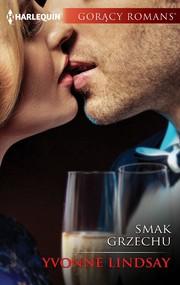 okładka Smak grzechu, Ebook | Yvonne Lindsay