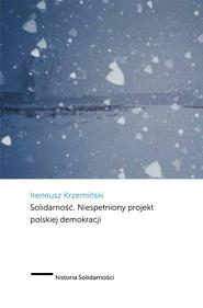 okładka Solidarność, Ebook | Ireneusz Krzemiński