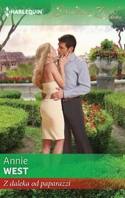 okładka Z daleka od paparazzi, Ebook   Annie West