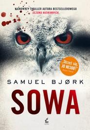 okładka Sowa, Ebook | Samuel Bjørk