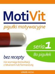 okładka MotiVit. Pigułki motywacyjne. Seria 1, Ebook | L. M. Book