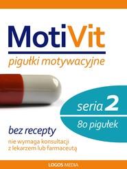 okładka MotiVit. Pigułki motywacyjne. Seria 2, Ebook | L. M. Book